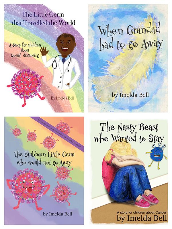 Imelda Bell Author - Books
