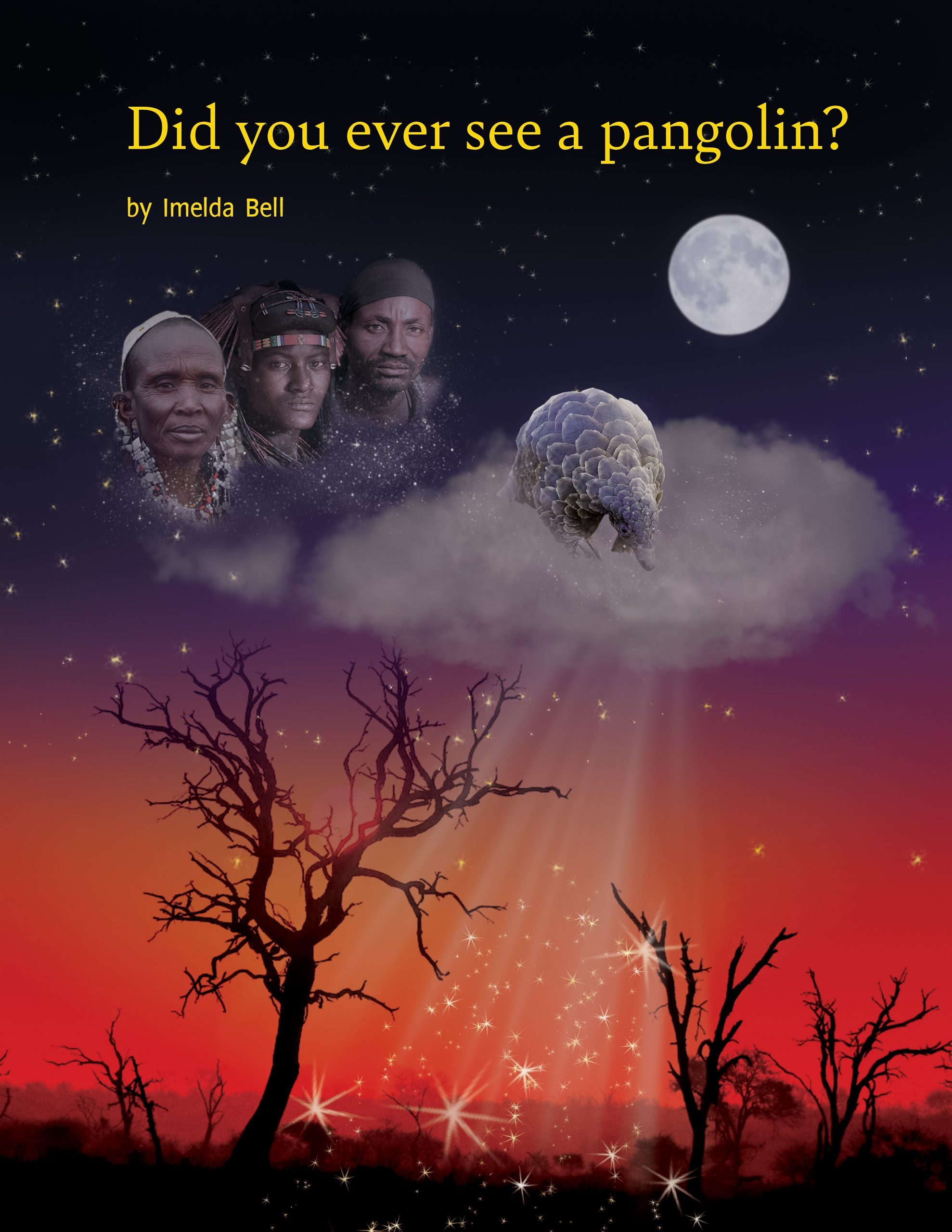 Pangolin protection, children's story